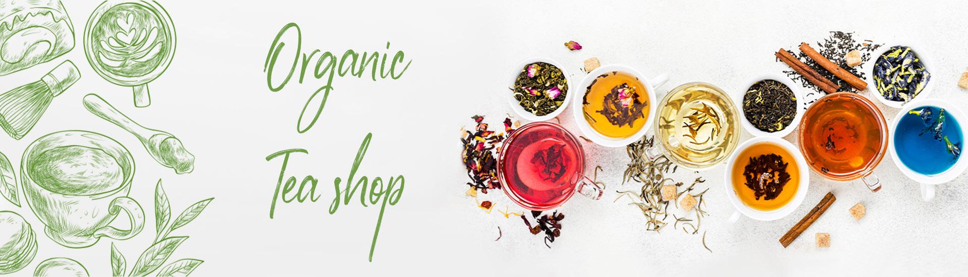 Organic Tea Shop