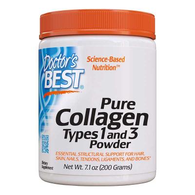 Doctor's Best, Collagen, Types 1 & 3 Powder, 7.1 oz (200 Γραμμάρια)