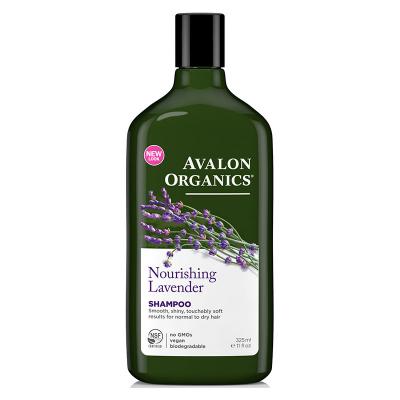 Avalon Organics, Σαμπουάν Με Λεβάντα, Nourishing, Lavender, 11 fl oz (325 ml)
