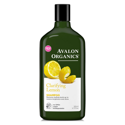 Avalon Organics, Σαμπουάν Με Λεμόνι, Clarifying, Lemon, 11 fl oz (325 ml)