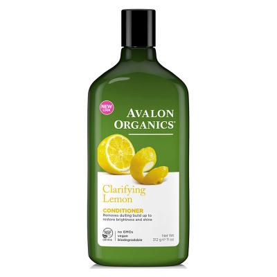 Avalon Organics, Conditioner Με Λεμόνι, Clarifying Lemon, 11 oz (312 Γραμμάρια)
