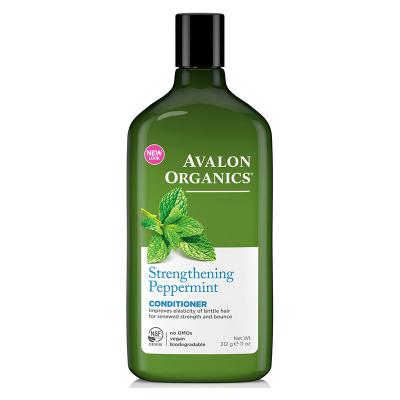 Avalon Organics, Conditioner Με Μέντα, Strengthening Peppermint, 11 oz (312 Γραμμάρια)