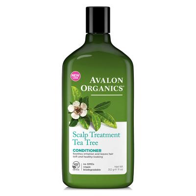 Avalon Organics, Conditioner Με Τεϊόδενδρο, Scalp Treatment, 11 oz (312 Γραμμάρια)