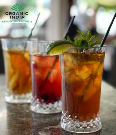 Organic India, Τσάι Masala Με Τούλσι, Χύμα, Σε Μεταλλικό Δοχείο, 100γρ