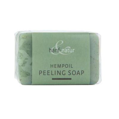 Hanf-Natur, Hemp Oil Soap, Peeling, Για Απολέπιση, 100γρ